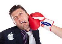 Samsung lacht sich ins Fäustchen: Apple UK pariert endlich