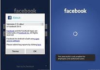 Launcher Facebook - La red social se lanza a la pantalla de inicio