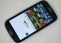 Android 4.1.2 et une Premium Suite disponibles pour le Galaxy S3