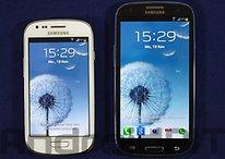 Galaxy S3 Mini e Galaxy S3 4G já nas lojas