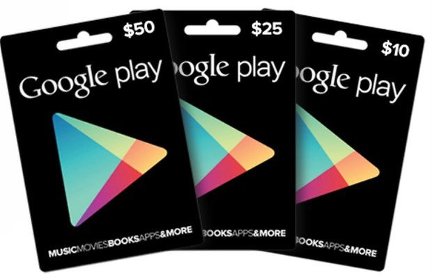 Google Play Store Gift Cards Sail Across To Europe Androidpit