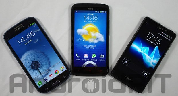 htc one X+ plus analisis 6