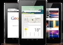 Nexus 7 mit 32 GB und 3G im Play Store