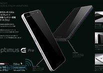 [Update]Optimus G Pro: LG legt noch eine Schippe drauf