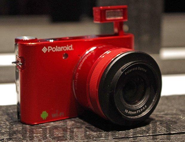 appareil photo Polaroid Android
