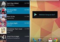 [Update] Wie heißt der Song?: Google ist auf den SoundHound gekommen