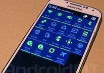 Novas funções do Galaxy S4 chegarão ao Galaxy S3