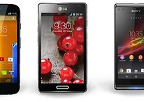 3 smartphone Android a meno di 250 euro