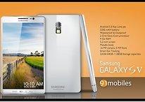 Sondaggio: come sarà il design del Galaxy S5?