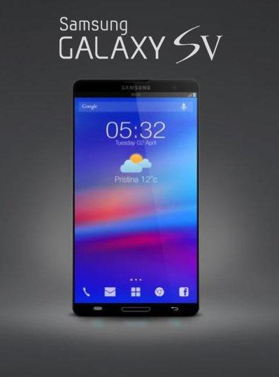 Galaxy S5 concepto5