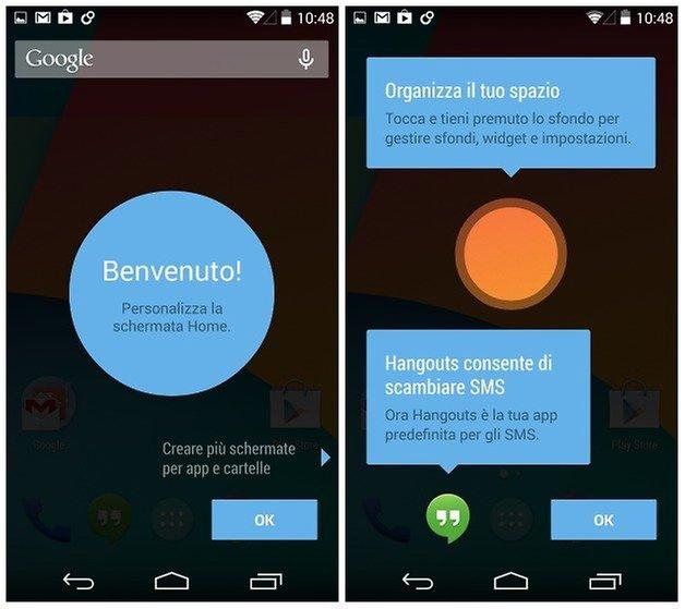 GoogleNow nexus5 configurazione androidPIT