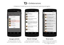 Todoist Next - nuova interfaccia grafica e sincronizzazione dati in tempo reale