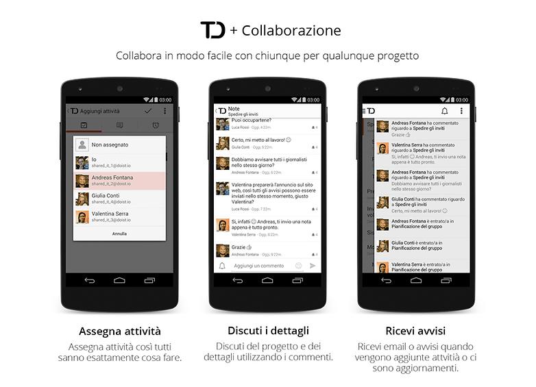 TDNext promo android1 italian