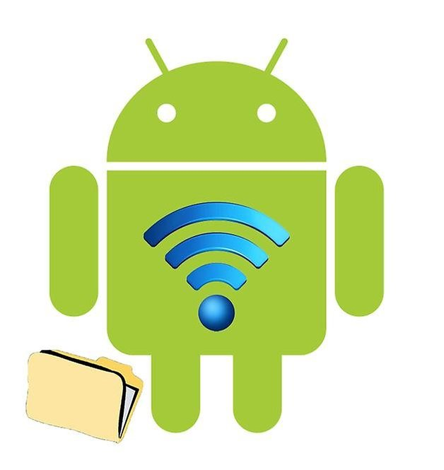 android wifi files