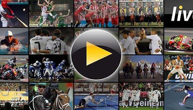 Come guardare sport in streaming col vostro Android