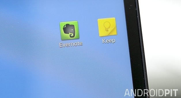 evernote comparison