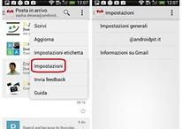 Come cambiare la firma nella posta elettronica del vostro Android