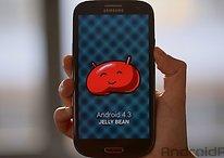 Android 4.3 per Samsung Galaxy S3 - Il firmware finale