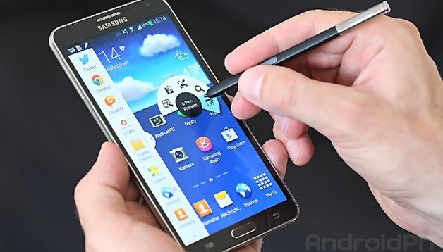 Test complet du Samsung Galaxy Note 3