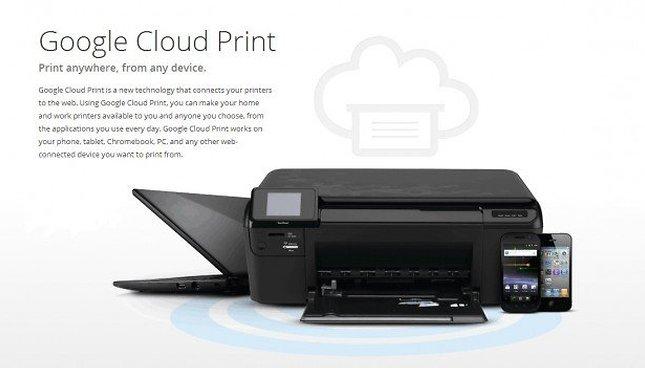 Google Cloud Print - Cómo imprimir desde tu Android
