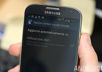 Galaxy S3, S4 e Co: fermare il download dei dati vocali