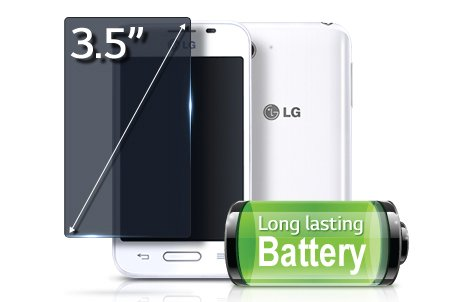 lg mobile L40 img feature IPS Display