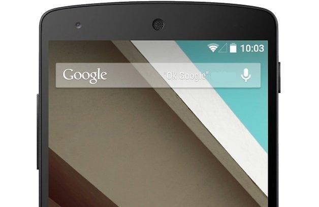 nexus androidl