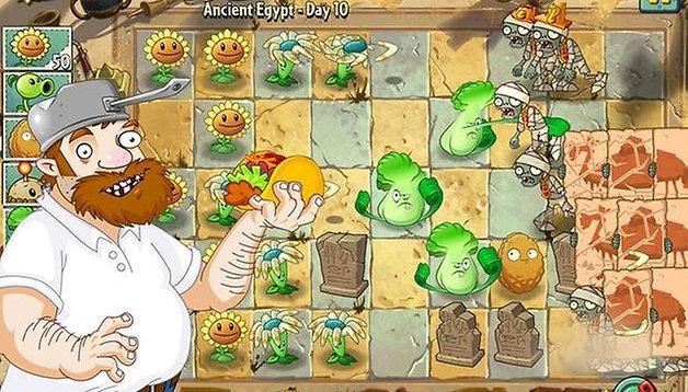 Giochi per Halloween: arriva Plants Vs Zombies 2
