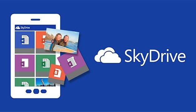 SkyDrive, servizio cloud di Microsoft