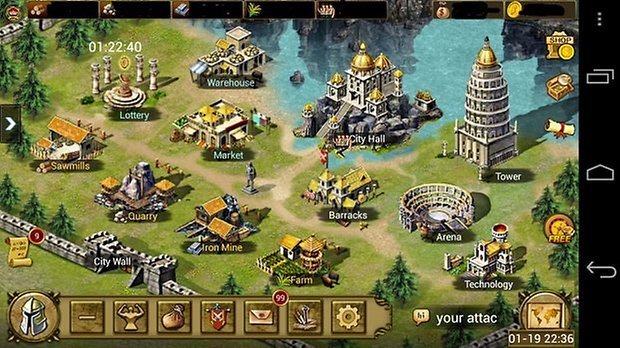 age empire android gioco