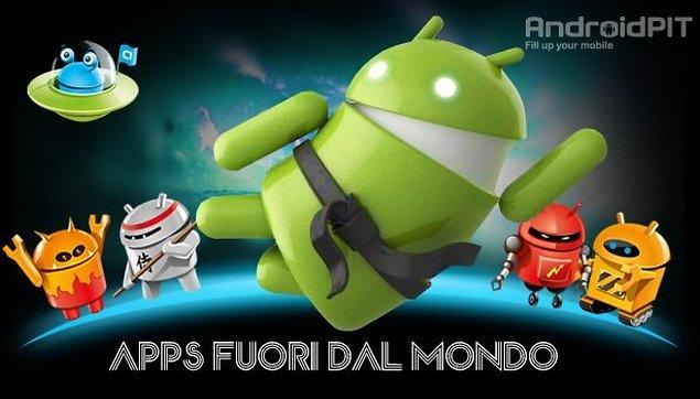 Apps Fuori Dal Mondo: Migliori Apps...Extra Large!
