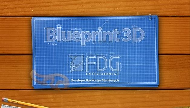 Blueprint3D HD, gioco originale