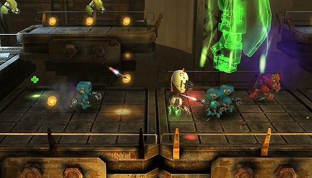 Bounty Arms, gioco arcade per Tegra e non solo