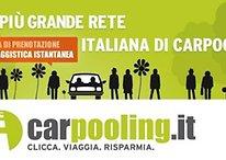 Carpooling.it, trovare e offrire un passaggio con lo smartphone