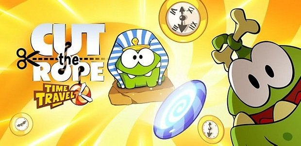 cut the rope gioco