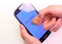 FingerSense - La nueva tecnología de pantalla táctil