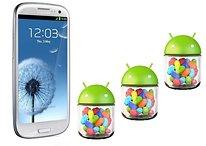 Galaxy S3: Samsung al lavoro su Android 4.1.2 e 4.2