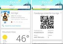 Google Now, nuove funzionalità e un widget di lancio