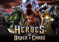 Heroes of Order & Chaos, altro multiplayer di successo per Gameloft