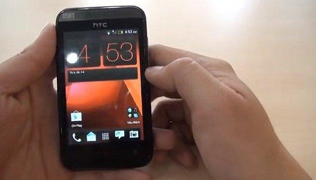 HTC Desire 200, nuovo smartphone low budget