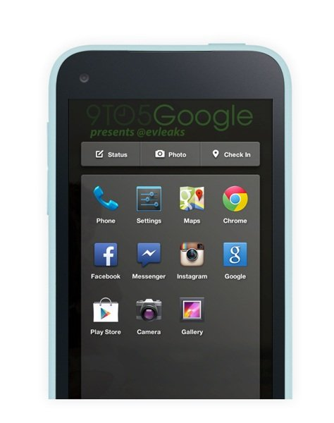 htc first facebook 1