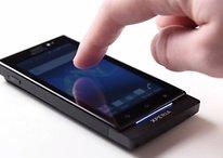 Sony Xperia Sole, una app per non toccare lo schermo