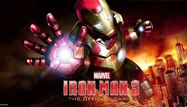 Iron Man 3 Il gioco ufficiale per Android