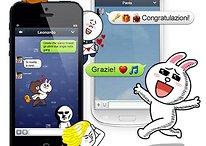 Line, nuovo rivale gratis di WhatsApp