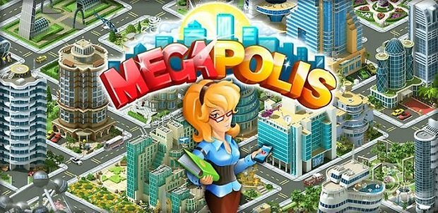 megapolis simcity android
