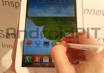 Samsung Galaxy Note 8.0 : vidéo de prise en main