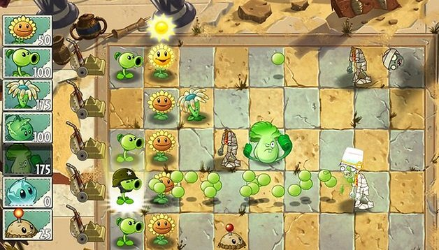 Plants vs Zombies 2, nuovo gioco Android scaricabile in anteprima