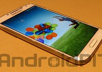 Where can I get a Samsung Galaxy S4 on April 27th?