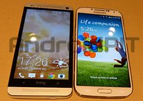 AndroidPIT Facebook Feud: Do you like HTC ONE or Samsung Galaxy S4?