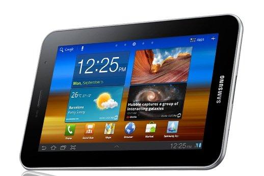samsung galaxy tab 7 android 4 1 2